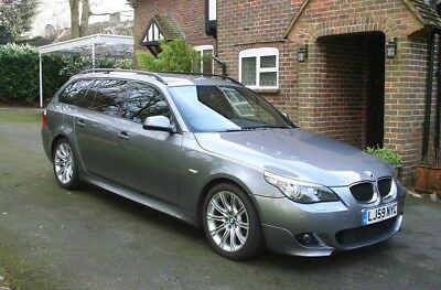 2009 BMW 5 SERIES 2.0 520d M Sport Business Edition Touring