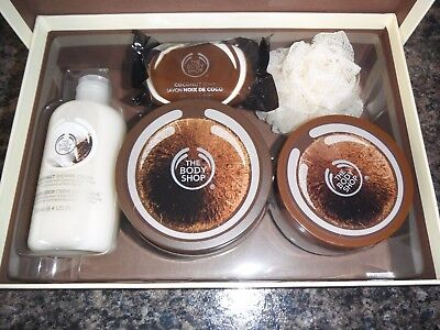 The Body Shop Coconut Gift Set Brand New