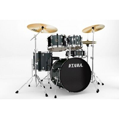 "Tama Rhythm Mate Studio Kit 20""BD 10""TT 12""TT 14""FT 14""SD inkl Hardware & Becken"