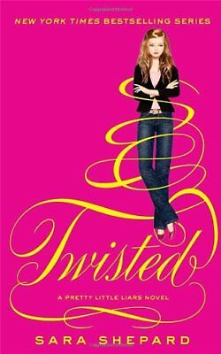 Twisted: Number 9 in series (Pretty Little Liars),PB,Sara Shepard - NEW
