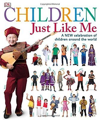 Children Just Like Me,HB,Children Just Like Me - NEW