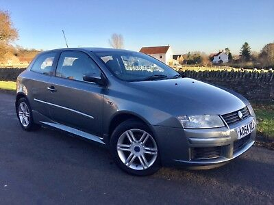 2004 Fiat Stilo 2.4 Abarth Manual - History - Good Condition - Spares Or Repairs