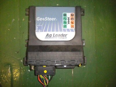 AG Leader GeoSteer
