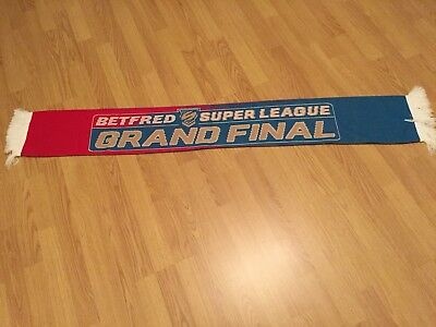 Rugby League Grand Final 2017 Scarf