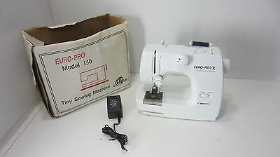 Euro-Pro 150 Mechanical Sewing Machine