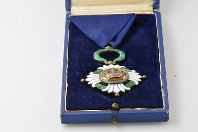 Yugoslavia Kingdom Serbia - Order Of The Yugoslav Crown V Class - Yugoslavian