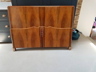 Mid Century - Head and Foot Board for Standard Double Bed