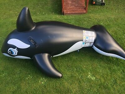 Inflatable Orca Whale Large