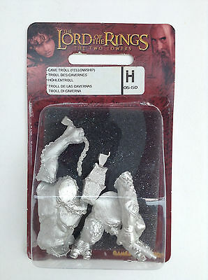 Cave Troll (The Fellowship of the Ring) - Lord of the Ring