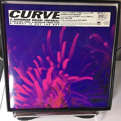 Curve - Horror Head 12 inch