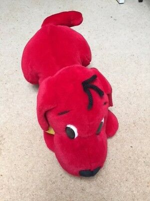 Clifford the big red dog cuddly toy 20 inches long