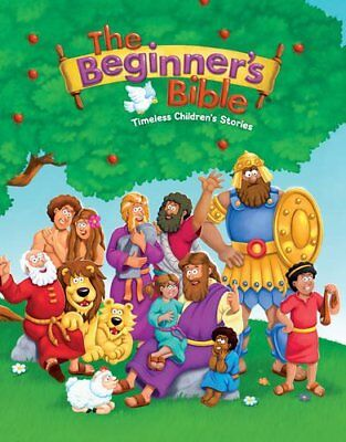 The Beginners Bible: Timeless Childrens Stories,HC, - NEW