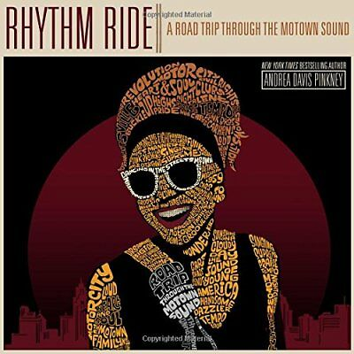 Rhythm Ride: A Road Trip Through the Motown Sound,HC, - NEW