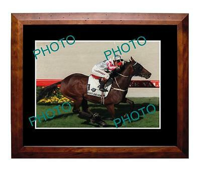 Might & Power 1998 Cox Plate Win Large A3 Photo