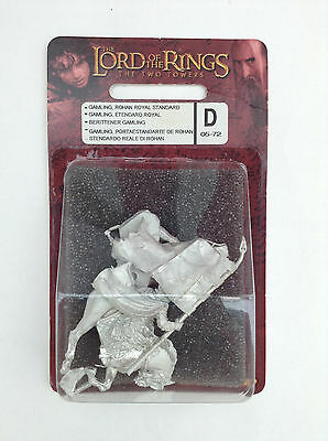 Gamling, Rohan Royal Standard Bearer (The Two Towers) - Lord of the Rings