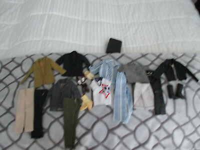 Vintage/Contemporary Lot of Fashions for Ken Doll and Friends. Good Items!!!