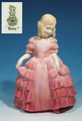 Vintage Royal Doulton China Figurine - Rose HN 1368.