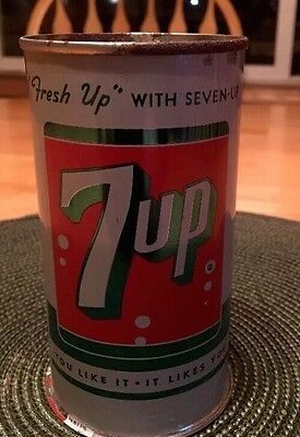 1960s 7-up Can From Alaska