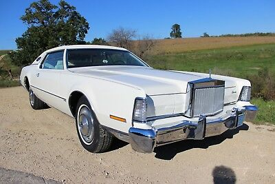 1973 Lincoln Continental Mark IV 1973 Lincoln Continental Mark IV