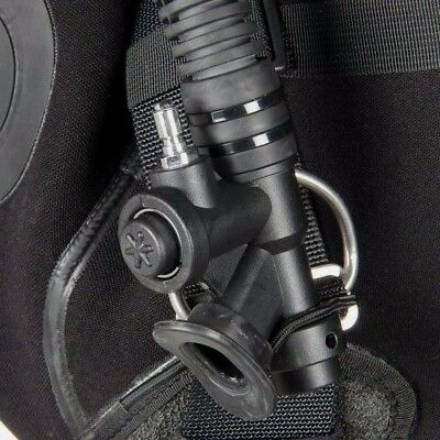 New Bcd K Power Inflator Black Button With Pin Comes As Pics Show