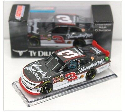 2015 Ty Dillon #3 Yuengling Light Larger 1/64 Nascar  Diecast Free Ship