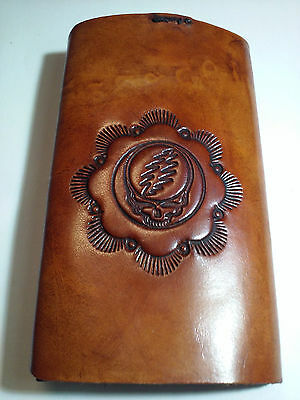 *Special Sale *Grateful Dead StealYourFace KeyChain/CreditCard/Wallet *FREE SHIP