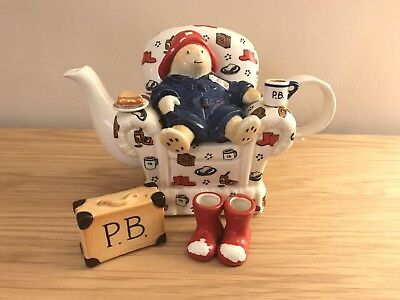 Paddington Bear Teapot