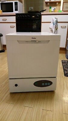 Haier WQP4-1A Tabletop Dishwasher