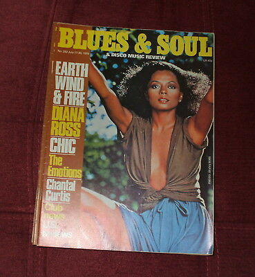 Blues & Soul & Disco Music Review Magazine Number 282,july 17-30 1979