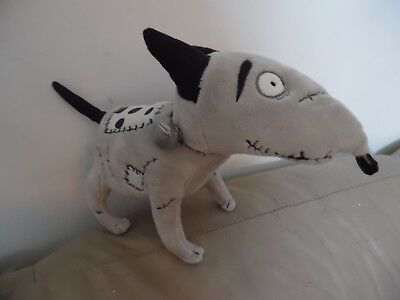 Frankenweenie Sparky The Dog Soft Toy From Disney Store