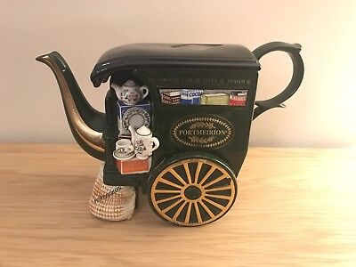 Novelty Teapot From Portmeirion