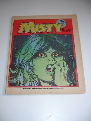 MISTY 24th March 1979