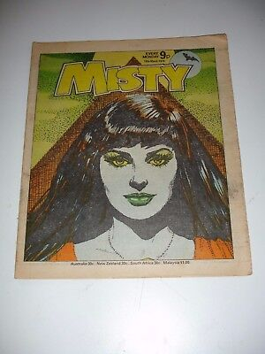MISTY 10th March 1979