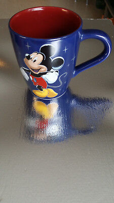 The Walt Disney Store Mickey Mouse Coffee Tea Cup Mug