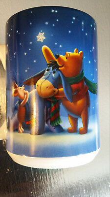 The Walt Disney Store Exclusive Original Winnie the Pooh Cup Mug