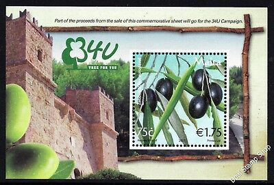 Malta 2007 Tree for You Campaign Miniature Sheet SG MS1568 Unmounted Mint