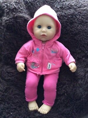 Zapf Creation Baby Annabell Brother Boy Doll Or Brown