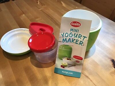 Easiyo Compact Green Yogurt Maker with Jar (500 g) - opened but unused