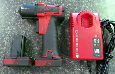 "Snap-on CT761 14.4V 3/8"" Impact Wrench"