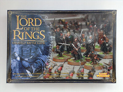 The Breaking of the Fellowship - The Fellowship of the Ring, Lord of the Rings