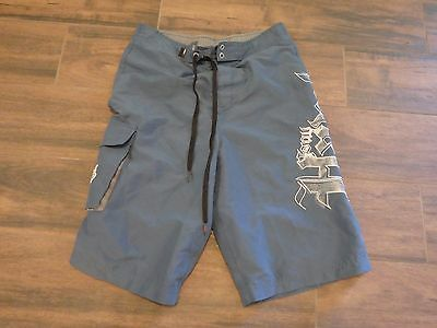 4e45458ad9 Tony Hawk Board Shorts Boys Size M 10-12, Boardshorts Swim Trunks Surf -