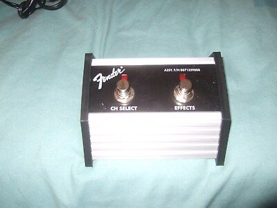 Fender Footswitch brand new