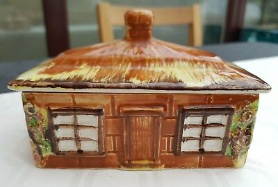 Price kensington cottage ware butter dish with lid