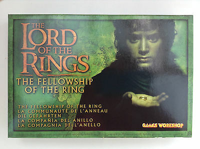 The Fellowship of the Ring box set with Balin's Tomb Diorama - Lord of the Rings
