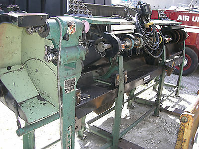 Shoe Repair Finishing machines: Nibbler, Sanders, Brushes and Dust Collector