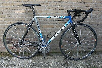 Colnago CT2 B-Stay HP, Titanium Tubing, Shimano Ultegra, Very nice condition.