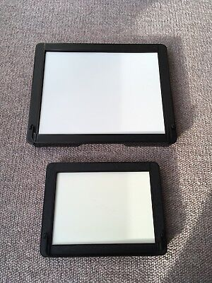 Set of 2 Paterson Single Format Easels - Darkroom.