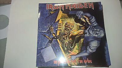 IRON MAIDEN - No Prayer For The Dying - LP 2017 SEALED MINT HEAVY METAL
