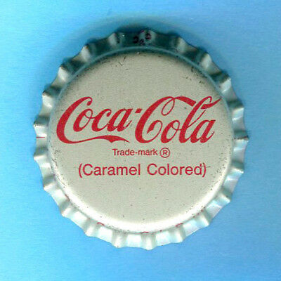 COCA COLA SODA BOTTLE CAP from  DUNN, NORTH CAROLINE <> Unsed Cork Lining