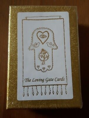 The Loving Gate Cards- Diana at Cloth of Gold - Rare- New/Sealed